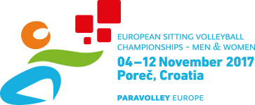2017 Paravolley Europe - European sitting volleyball championship – men & women